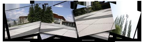 Photographier le paysage sur 360°